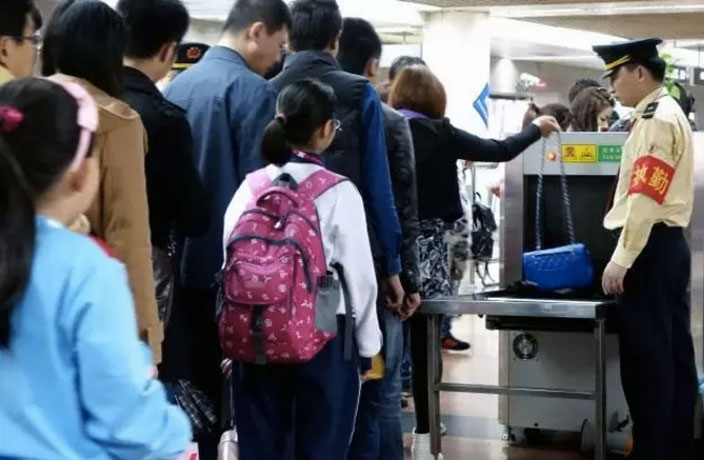 No, Guangzhou Metro Won't be Getting X-Ray Machines on Oct 1