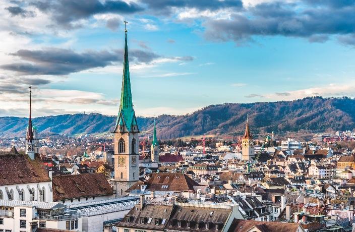 Travel: Zurich