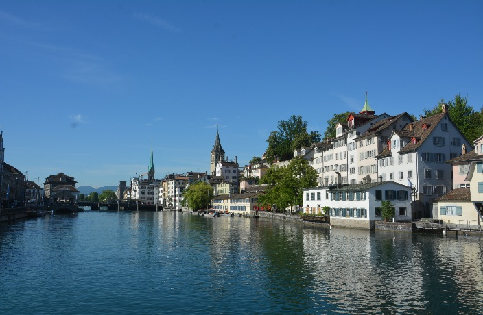 Zurich's Entrepreneurs and Creative Types Define Quality