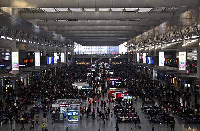 Extra Security Checks on Shanghai-Beijing Trains for Party Congress