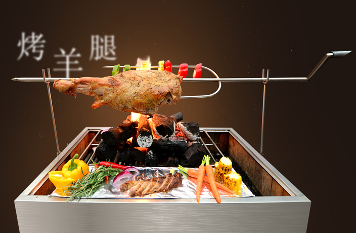 Meat, Music and More at Chimelong Circus Hotel's BBQ Party