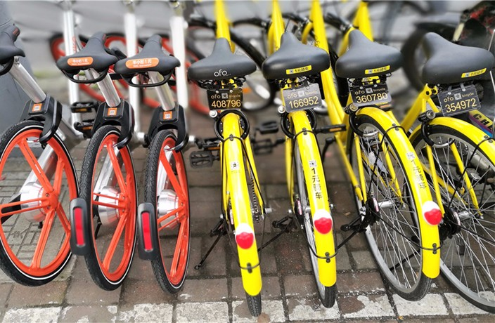 Are Mobike and Ofo Merging?