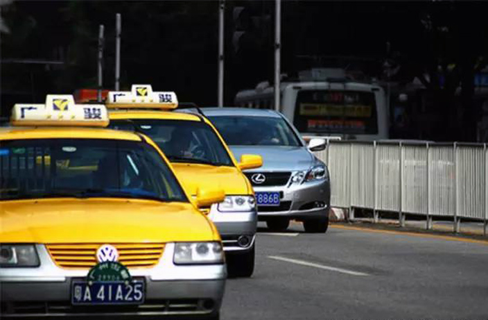 US Consulate Issues Warning About Taxis in China
