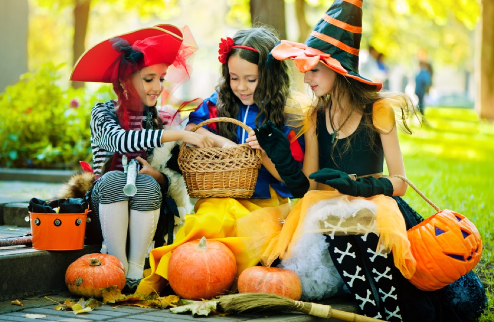 Have a Family-Friendly Halloween With VIP Stay at Ascott Raf