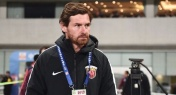 Shanghai SIPG Boss AVB to Sit Out of Remaining League Games