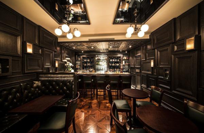 3 China Bars Named in World's 50 Best 2017
