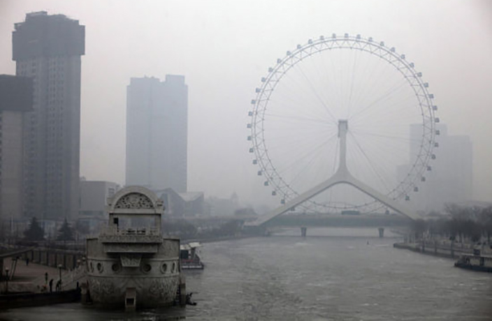 Pollution Getting Worse?