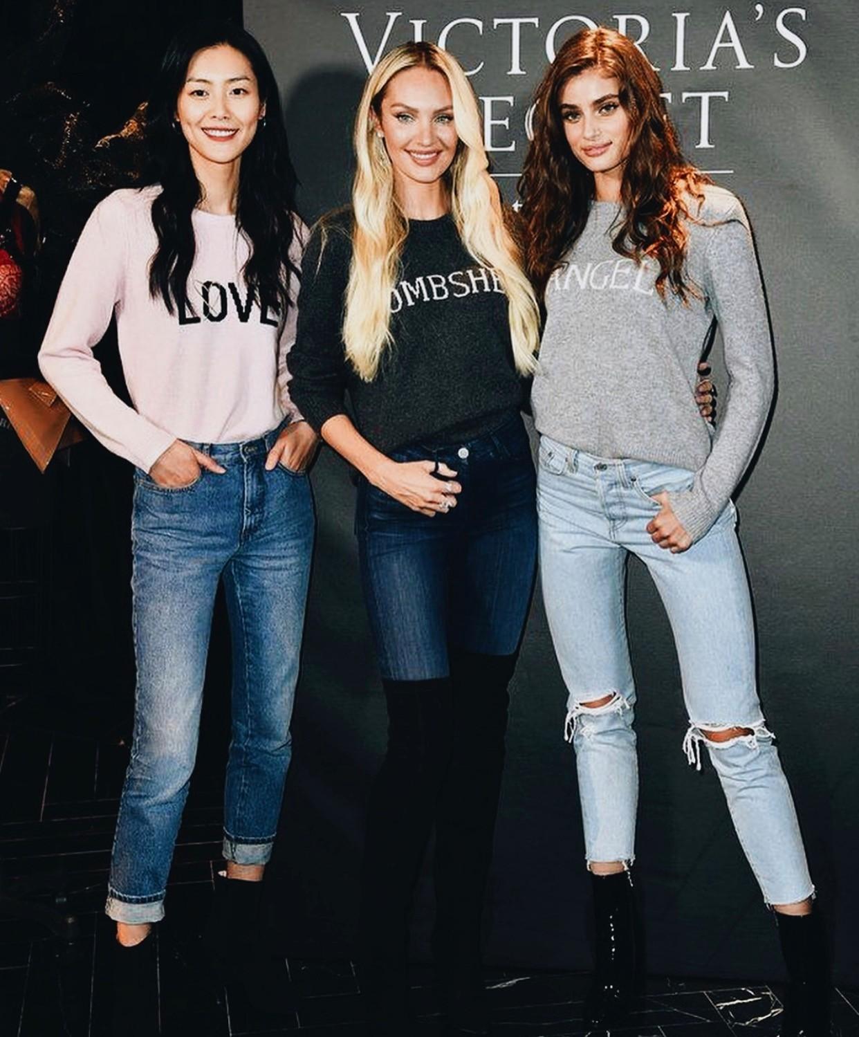 Victoria's Secret Angels in Shanghai