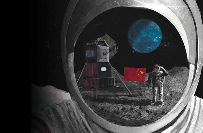 #TBT: Why the Next Man on the Moon Will Be Chinese