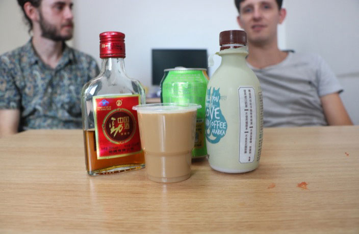 WATCH: 3 Convenience Store Cocktails You Can Only Make in China