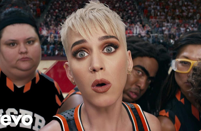 Katy Perry Banned from China