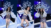 Ming Xi Falls at Victoria's Secret Show, Instantly Goes Viral