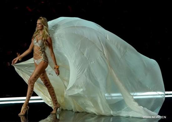 Victoria's Secret Fashion Show in Shanghai