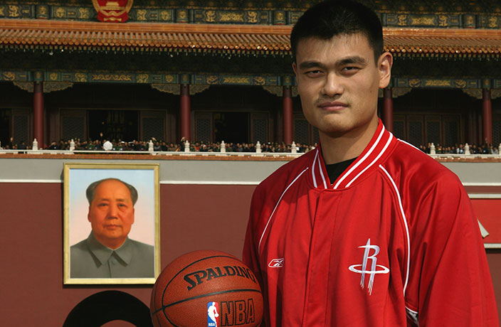 How the NBA Captured China's Sporting Heart