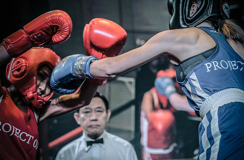 See Shenzhen's 3rd White Collar Fight Night This Weekend