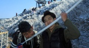 Frigid Temps, Snow Strike South China