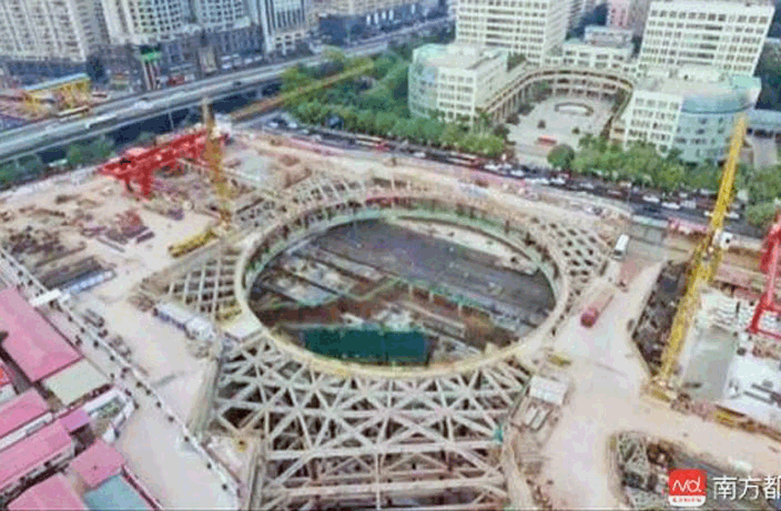 New Guangzhou Metro Station Will Be Largest in Asia