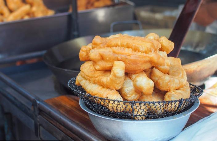 Youtiao Food Scandal