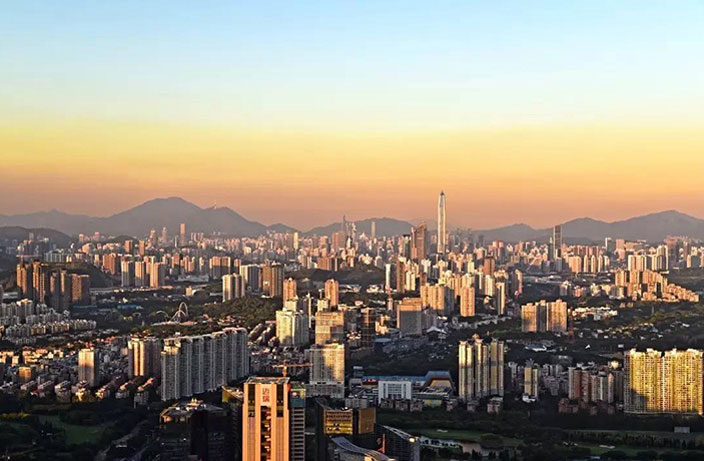 Shenzhen Surpasses Guangzhou as South China's Richest City