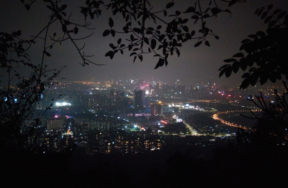 Off the Beaten Path: Night Hiking in Shenzhen
