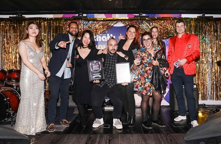 Golden Fork Awards: The Winners