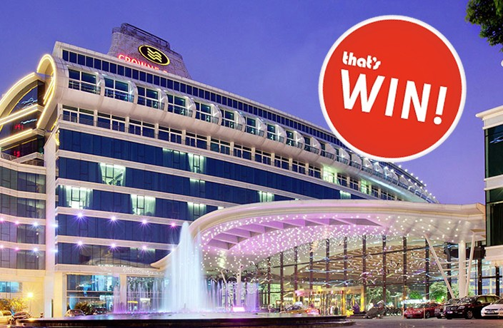 WIN! A Stay at the Crowne Plaza Suzhou