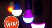 WIN! 'Sexy' Color-Changing Light Bulbs