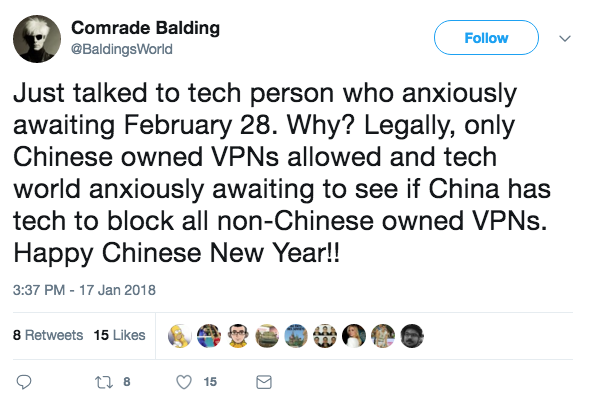 Are Corporate VPNs Getting Disrupted in China? – That's Shanghai