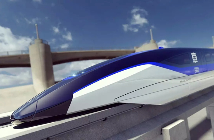 China Building World's Fastest Maglev with Speeds Up to 600km/h