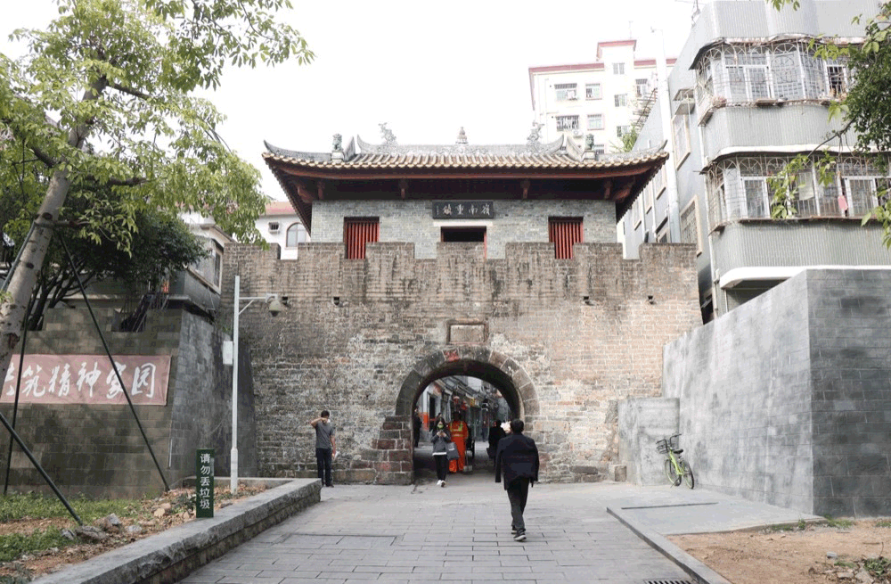 Shenzhen's Ancient Walled City Turned Urban Village