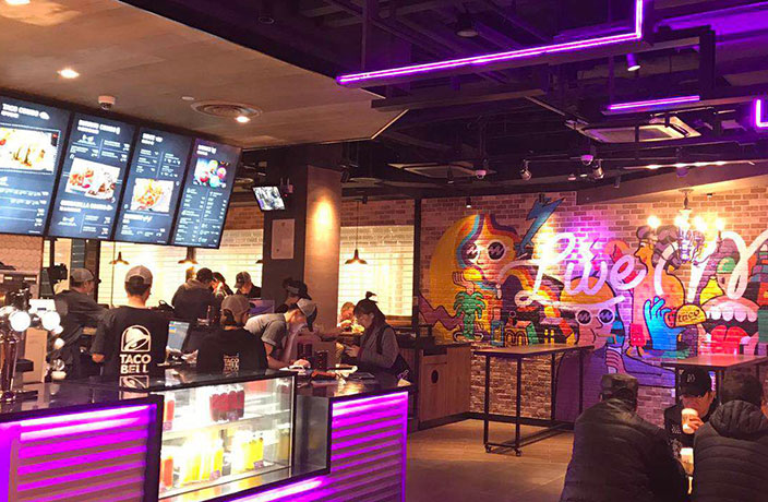 Taco Bell Opens Not One, But Two New Branches in Puxi