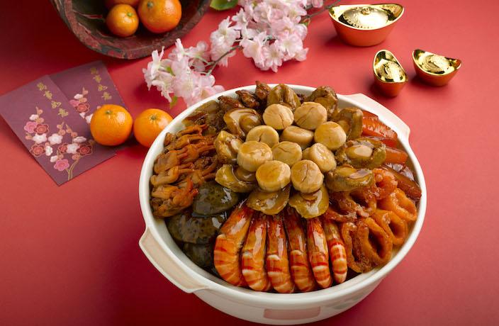 CNY Dinners
