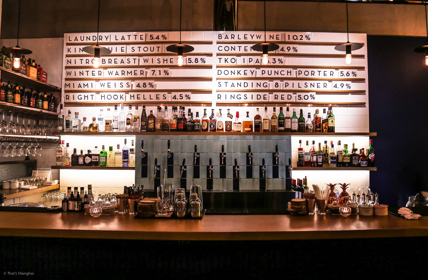Bar Review: 45 Degrees