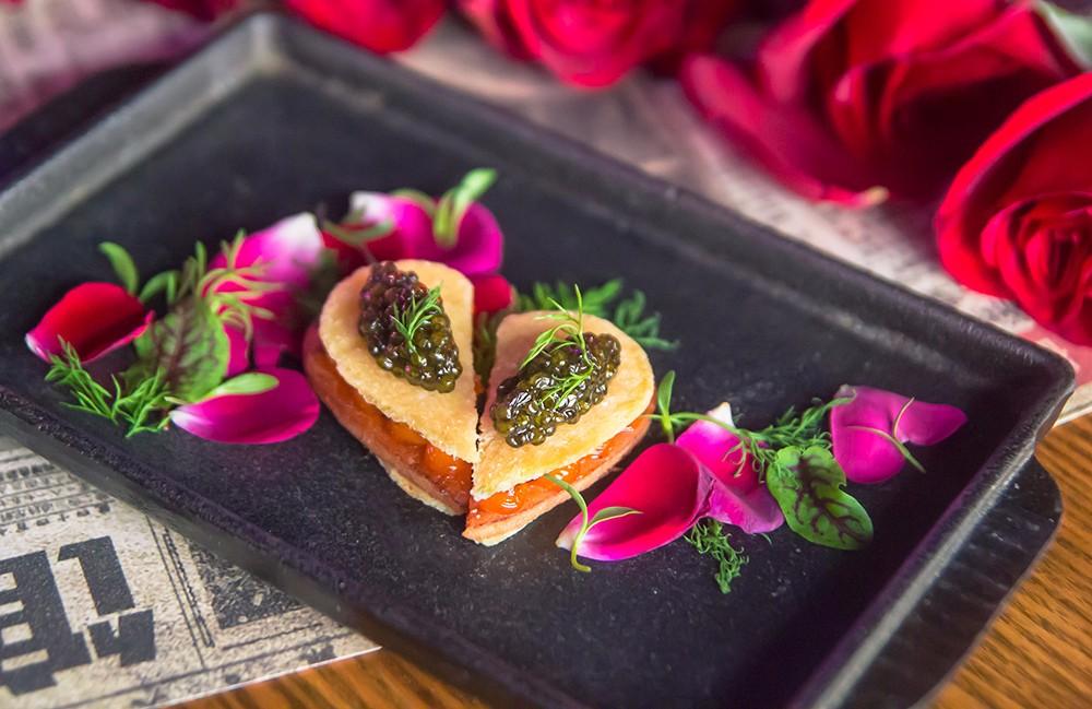 Daimon Bistro Valentine's Day