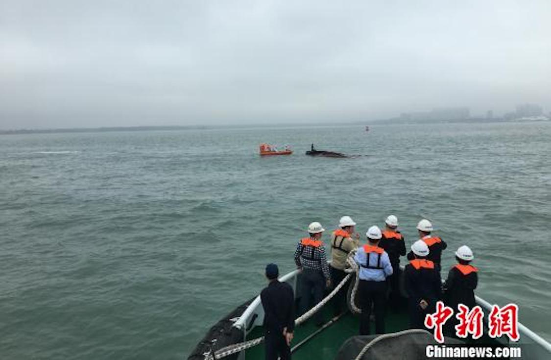 2 Missing After Ship Collides With Packed Ferry in South China
