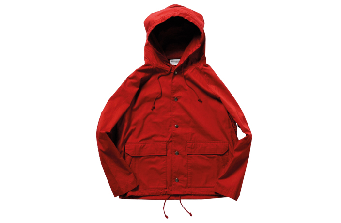 Beams Red Men's Jacket