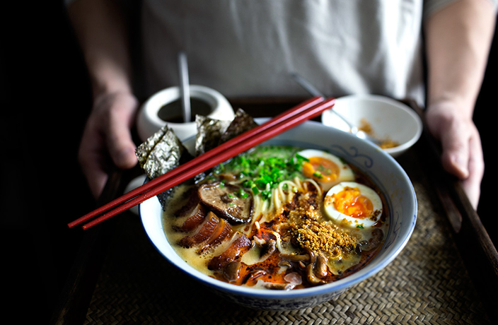 A Brief History of Ramen and Its Chinese Influences