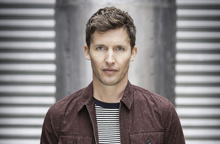 James Blunt Announces China Dates for Spring Tour