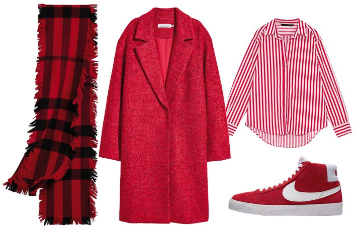 10 Festive Red Pieces for Chinese New Year