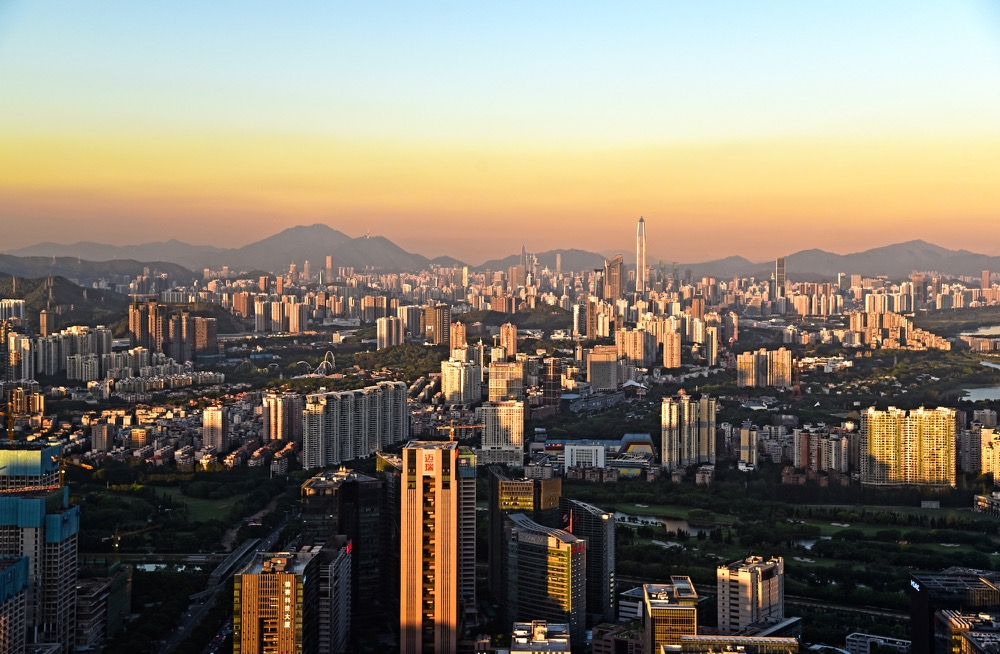 These 10 Cities Topped China's 'Livability' Index