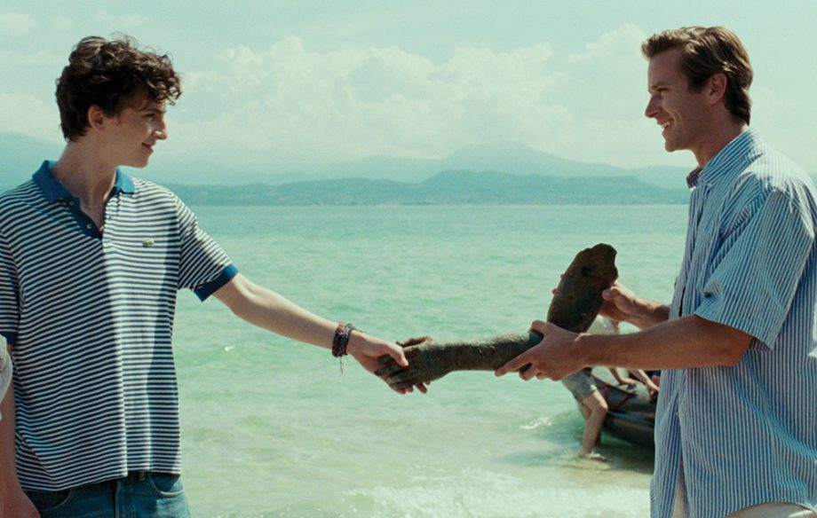 'Call Me By Your Name' Withdrawn from Beijing International Film Festival