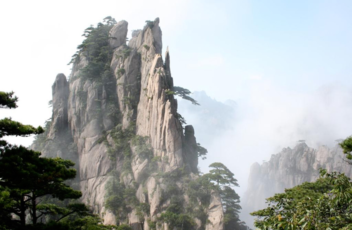1.5 Hour High-Speed Train to Huangshan Opening This Year