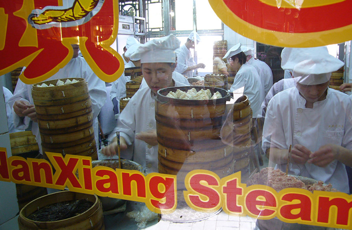 Nanxiang Dumpling Shop Closed Until the Fall for Renovations
