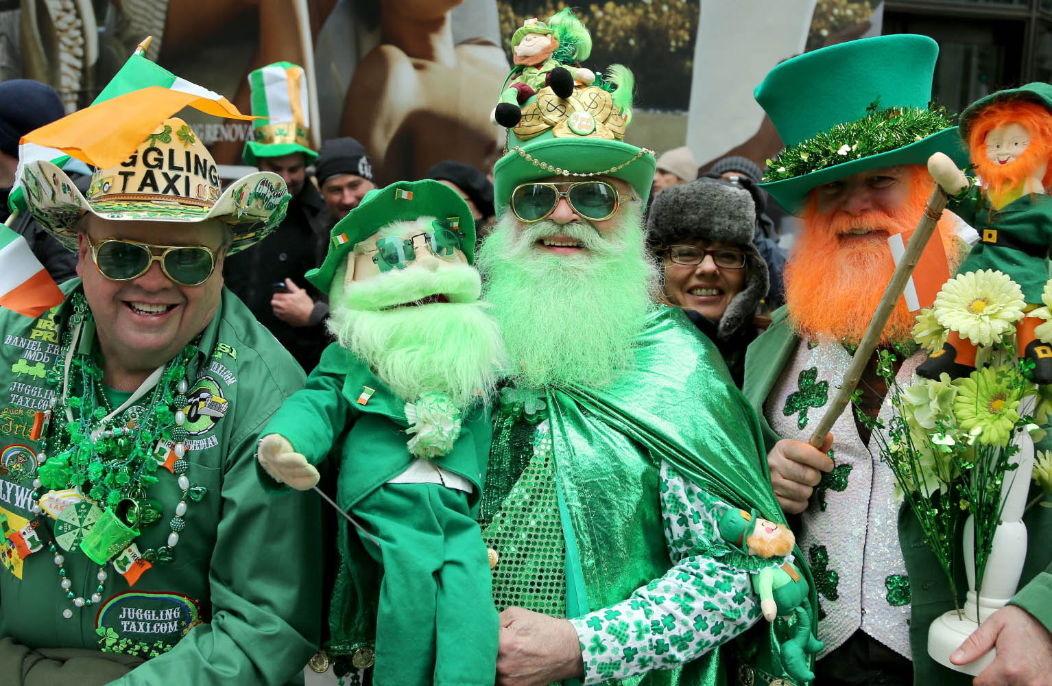 Where to Celebrate St. Patrick's Day in Guangzhou