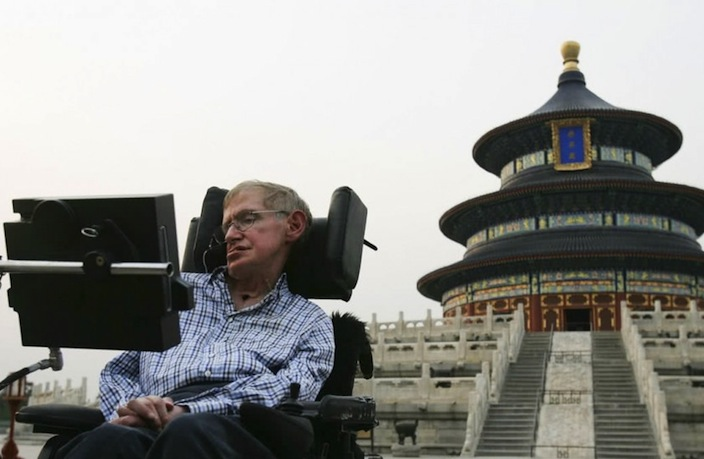 Chinese Netizens Mourn the Late Stephen Hawking