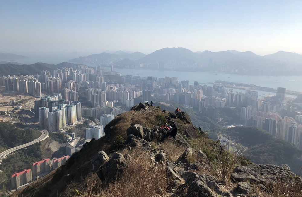 Killer Views at HK's Suicide Cliff