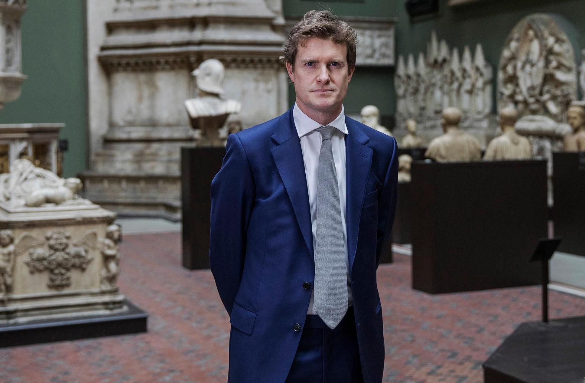 V&A Director to Give Talk in SZ