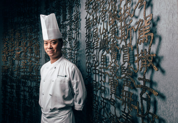 Interview: Chef Ben Wong on Cooking at Macau's Man Ho