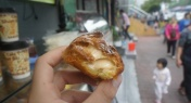 Oozy Croissants and Duck's Egg Custard in Jiangnanxi