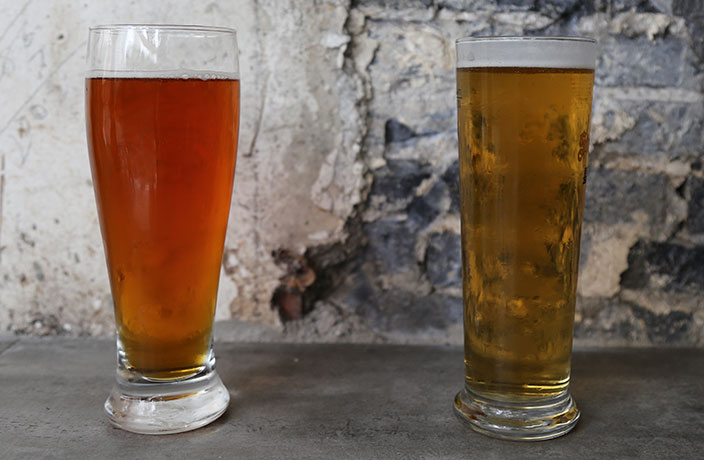 Beer 101: Ales vs. Lager
